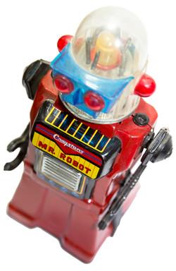 MR ROBOT CRAGSTAN ELECTRONIC