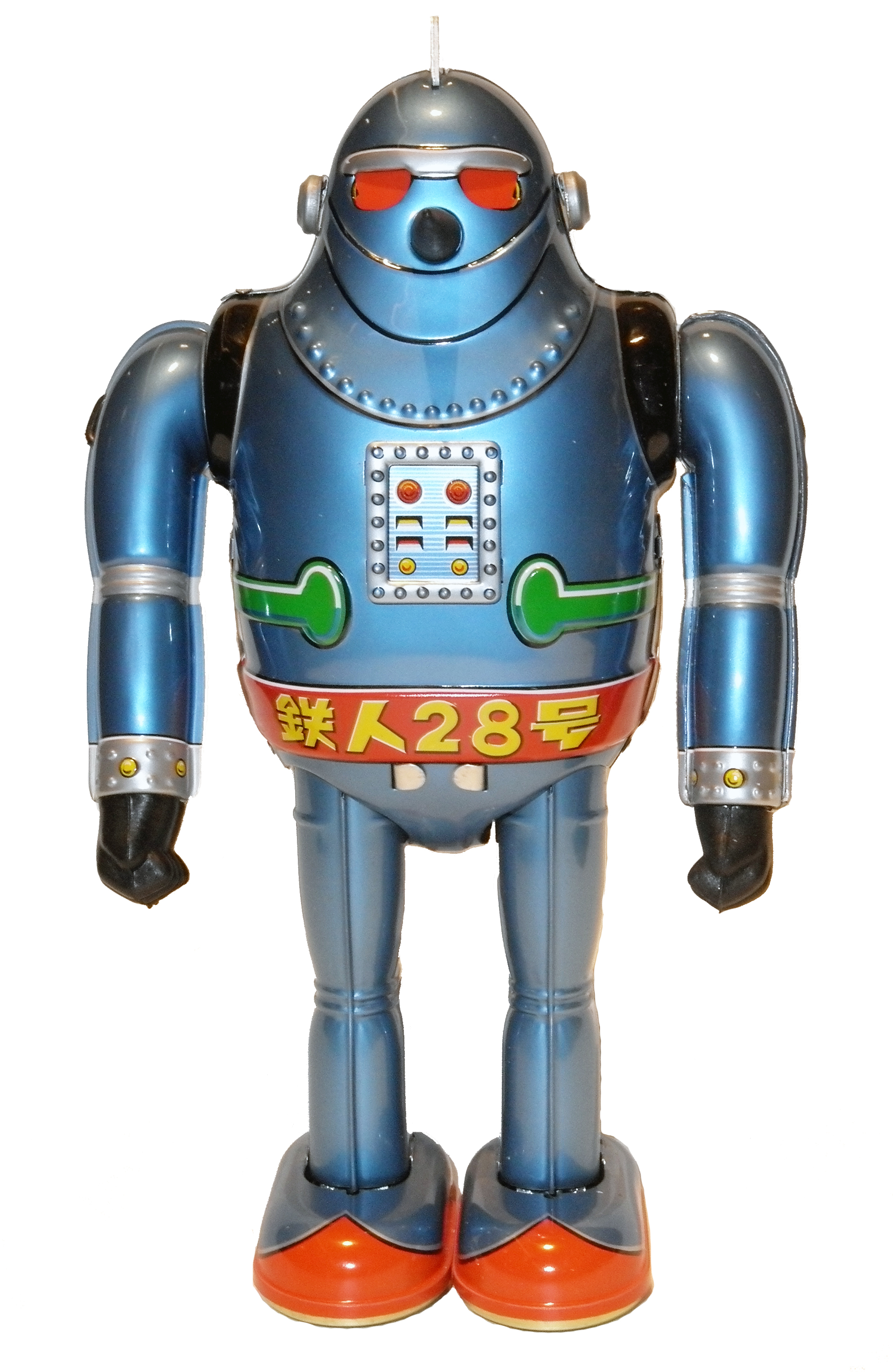 TETSUJIN 28 NO.5 WIND-UP