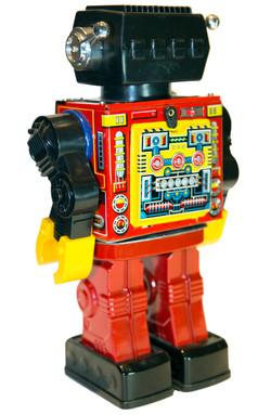 MARS KING ROTATE-O-MATIC ROBOT