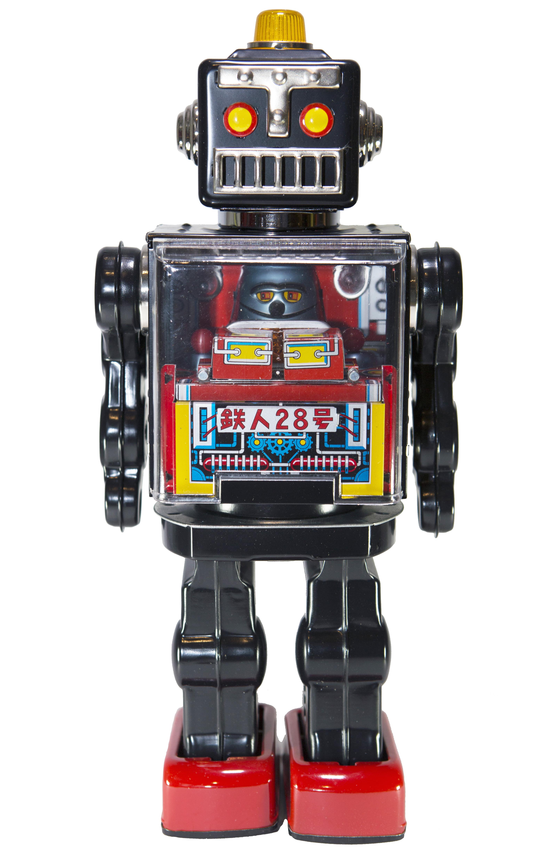 COCKPI ROBOT II