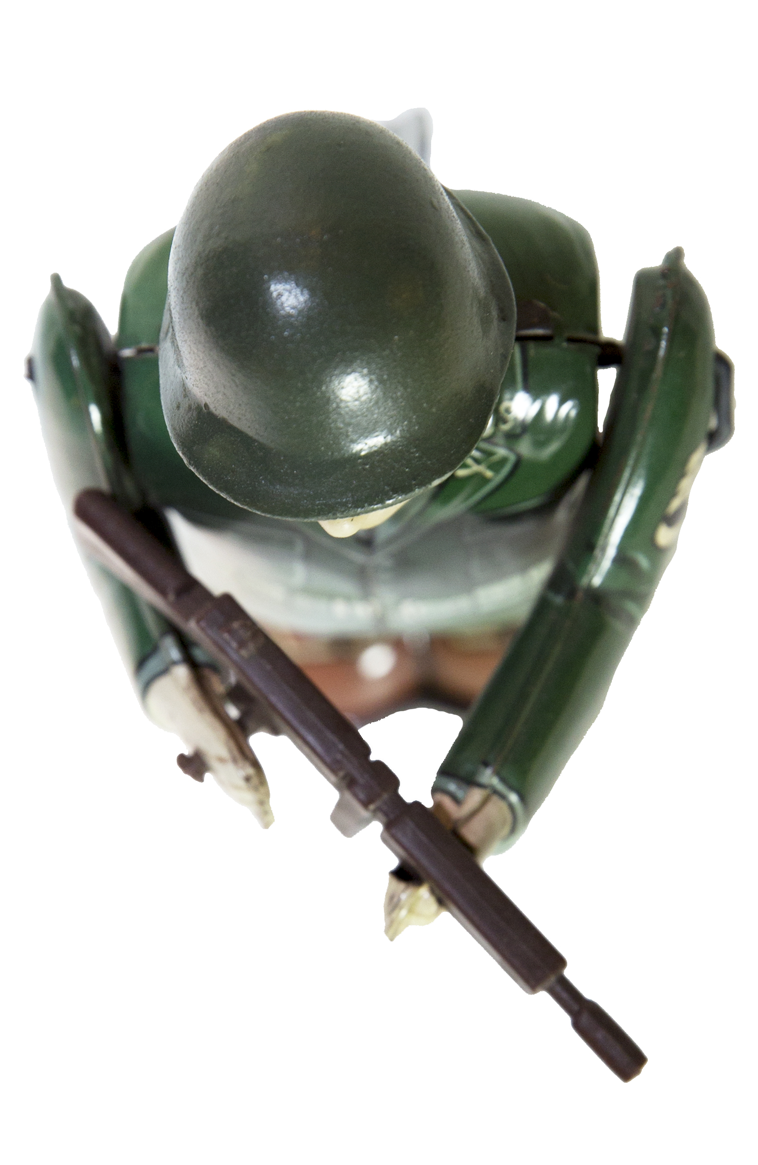 MECHANICAL COMBAT SOLDIER