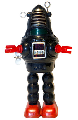 PLANET ROBOT WIND-UP