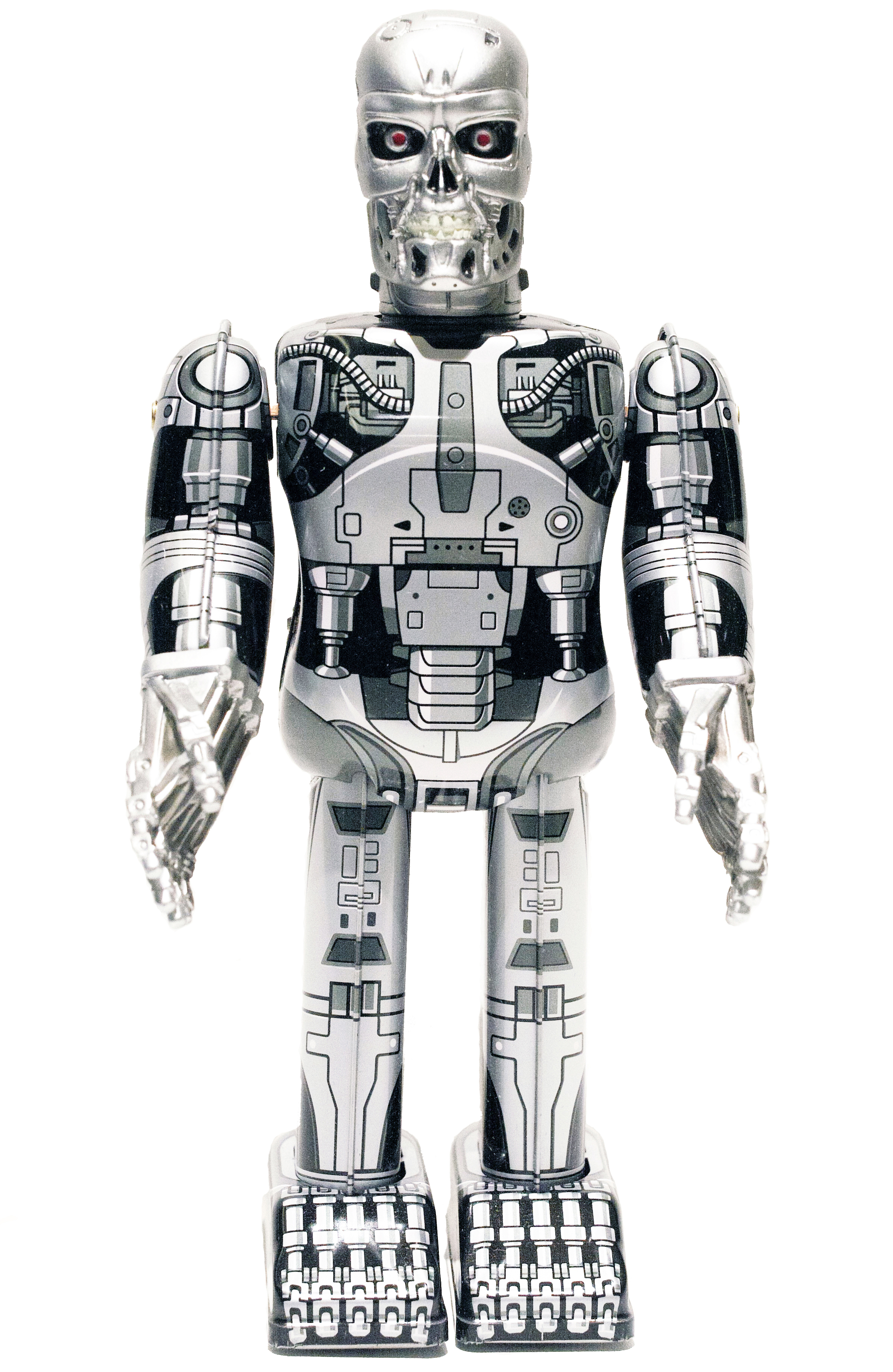 ENDOSKELETON TERMINATOR WIND-UP