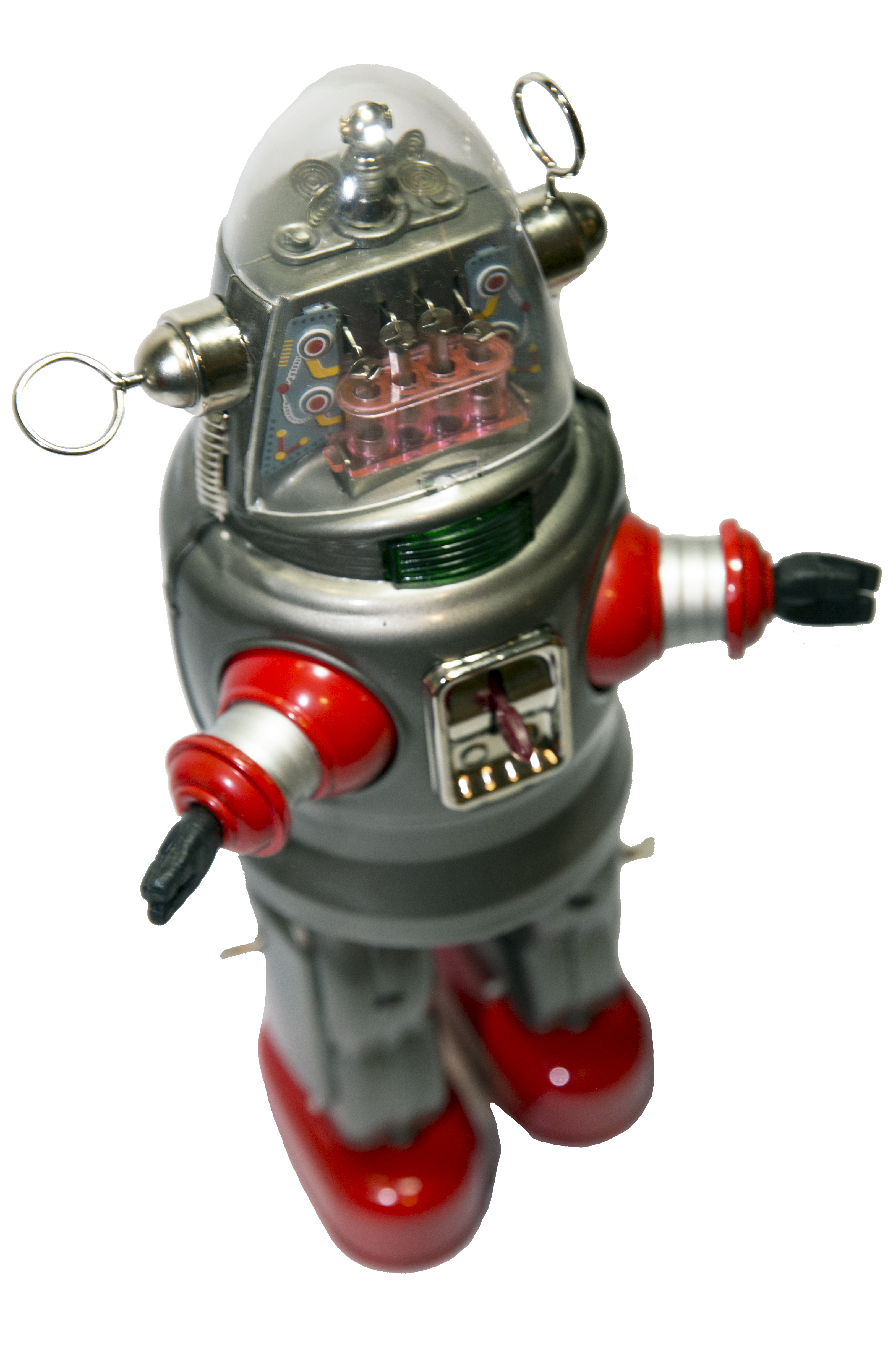 MECHANIZED ROBBY THE ROBOT NICKEL