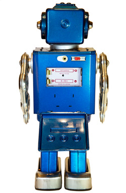 METAL ADVENTURER ROBOT ELECTRONIC
