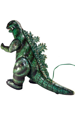 GODZILLA WITH BATTERY REMOTE