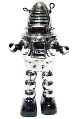 MECHANICAL PLANET ROBOT WIND-UP