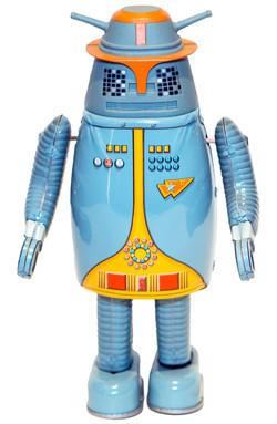 ROBOT ACK BLUE