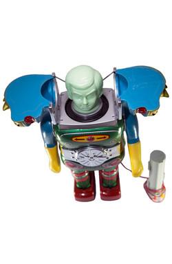 CHANGEMAN ROBOT ELECTRONIC