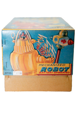 MECHANIZED ROBBY THE ROBOT NICKEL
