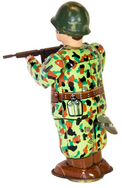 MECHANICAL COMBAT SOLDIER