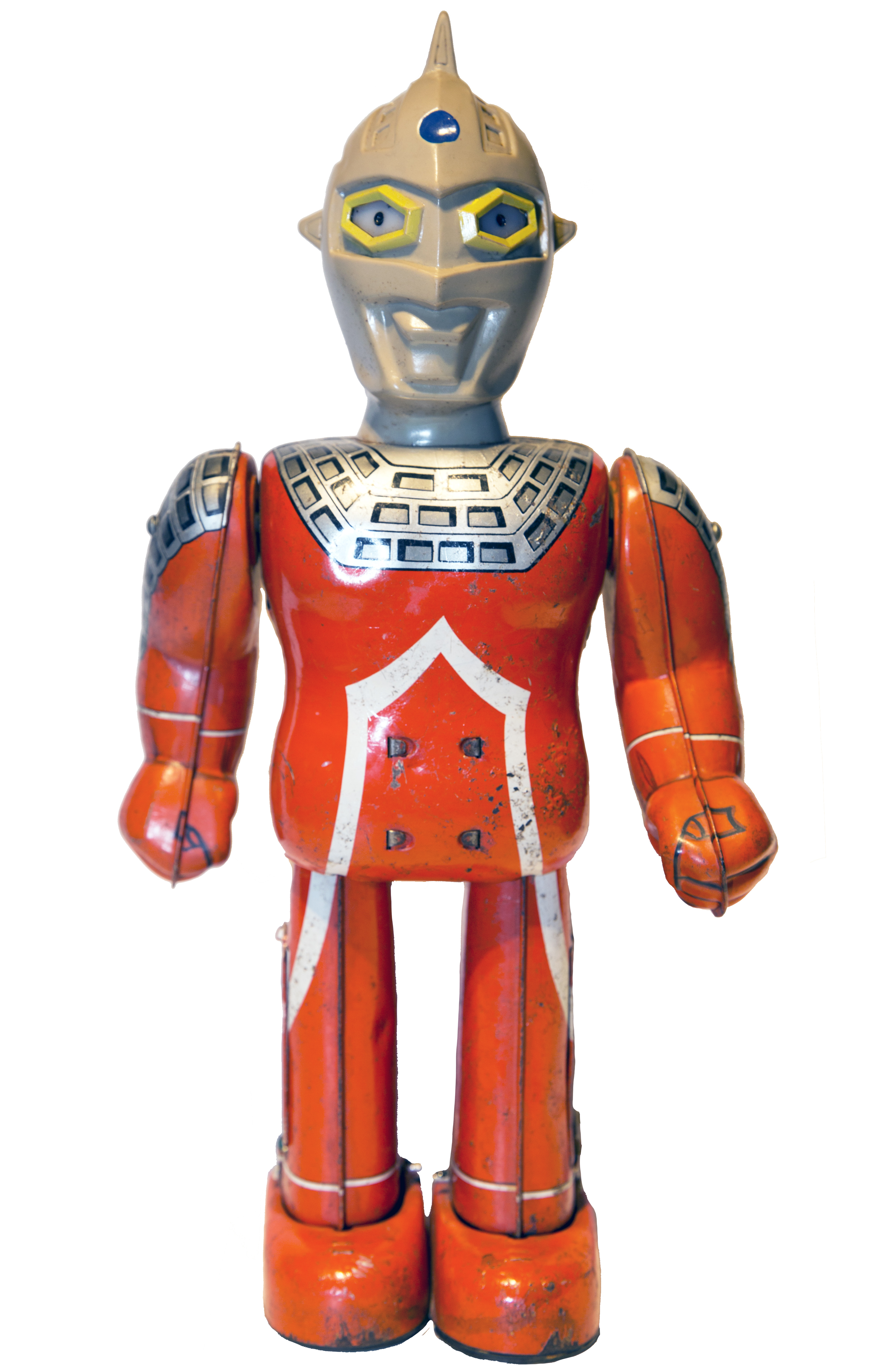 ULTRA SEVEN BATTERY OPERATED