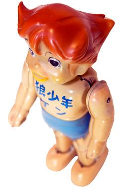 OOKAMI SHONEN KEN WIND-UP