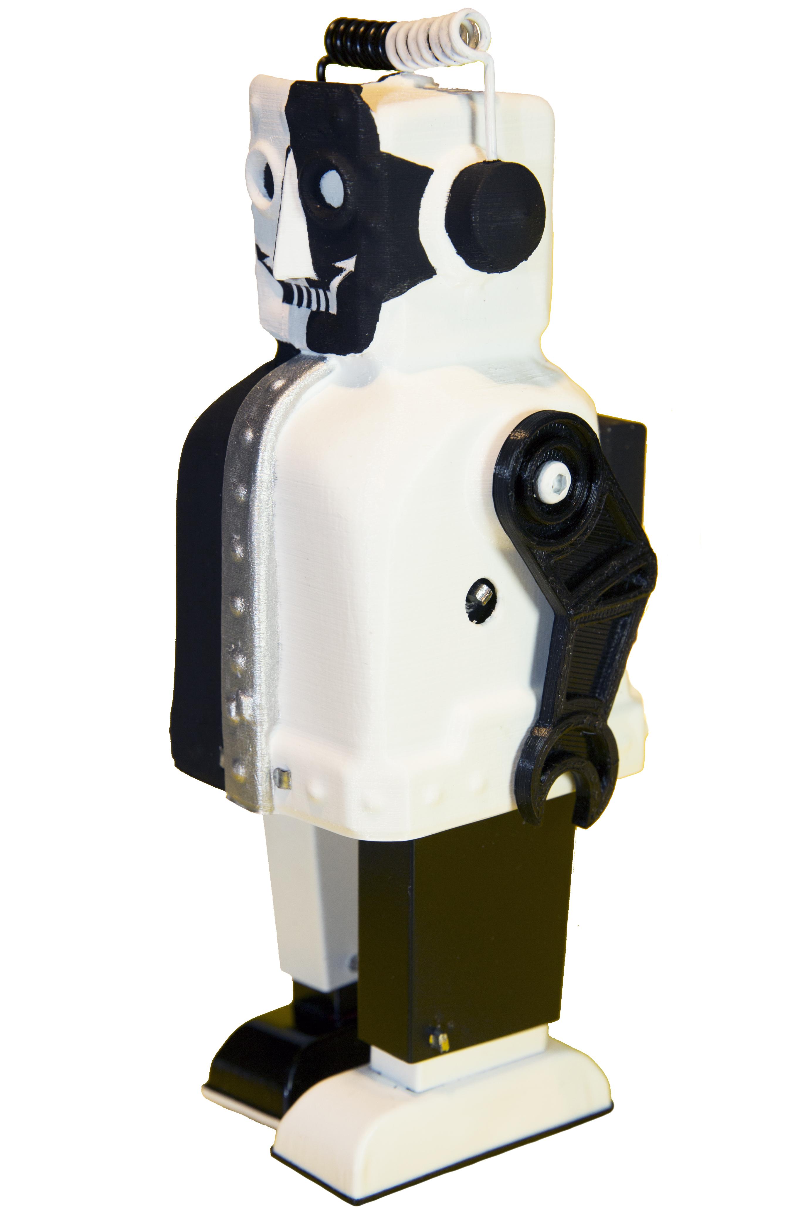 GOSSTAVO ROBOT WIND-UP
