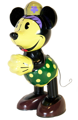 MINNIE MOUSE WIND-UP