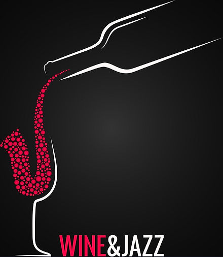 wine-and-jazz-concept-design-background-