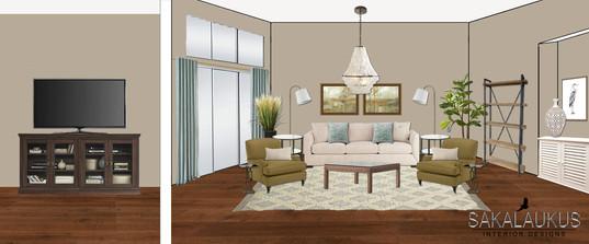 Retirement Living Room
