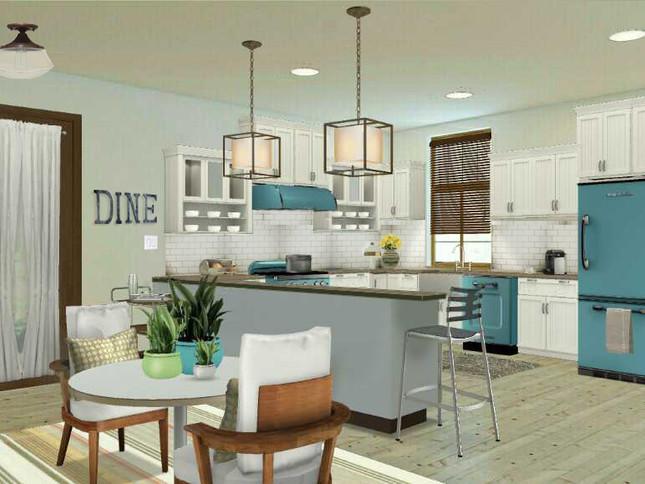 Kitchen w/ Fabulous Appliances