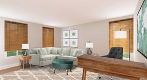 SAK ID Office/ Family Room