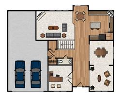 Smith First Floor