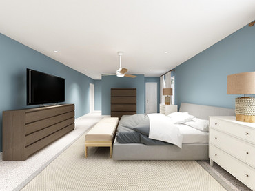 SAK ID Richland Addition Master Bedroom