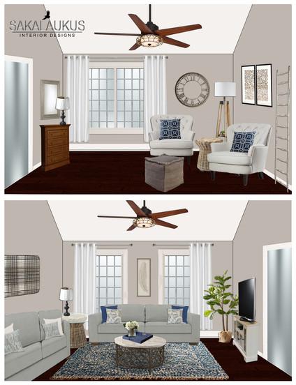 Erin's Living Room