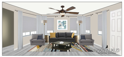 Zayneb's Living Room