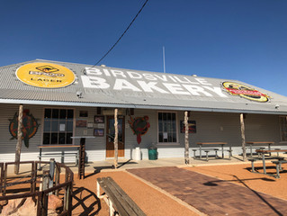 ICONIC BIRDSVILLE ON THE SIMPSON DESSERT