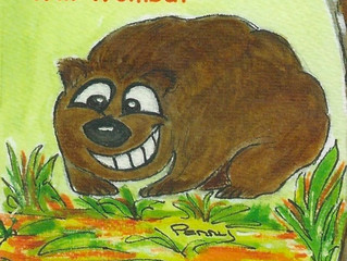 Wombat Poo !!