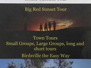 DESERT EDGE TOURS