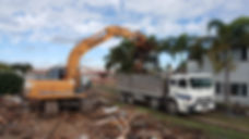 Demolition Cairns