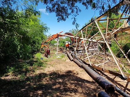 Demolition Cairns
