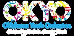 OKYO Reverse Color Logo wTagline CMYK_Pr