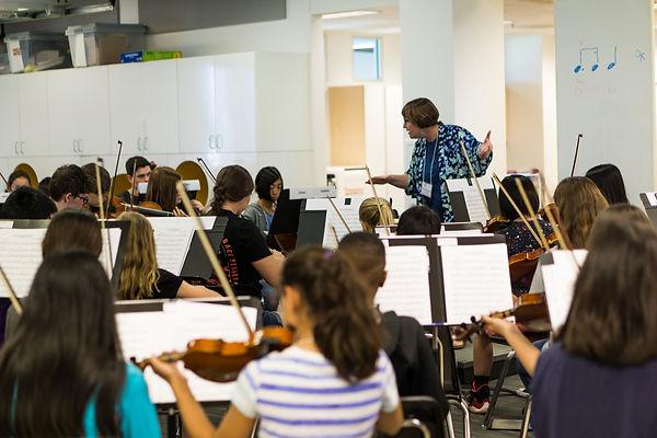 OKYO Summer Symphony Strings Camp