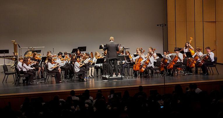 Festival Strings Oklahoma Youth Orchestras