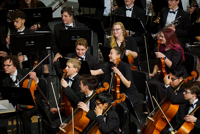 Oklahoma Youth Orchestras