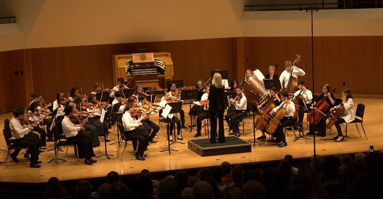 Oklahoma Youth Orchestras Sinfonia
