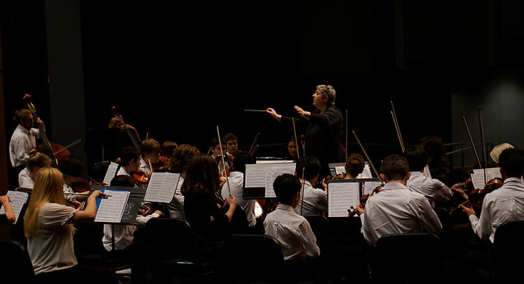 Oklahoma Youth Orchestras Chamber Orchestra