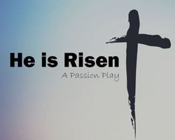 He Is Risen Small Snip
