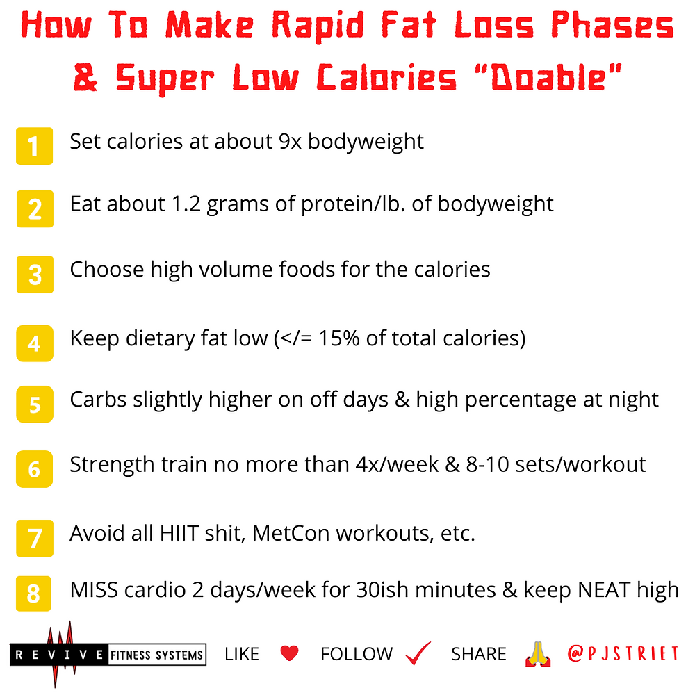 How To Lose Weight Without Being Hungry