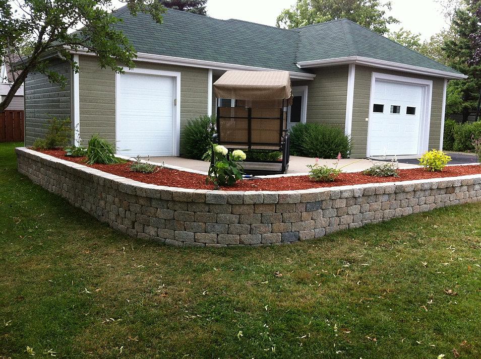 excavation bruno rioux murets de sout nement. Black Bedroom Furniture Sets. Home Design Ideas