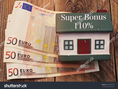 Verlängerung Superbonus 110%