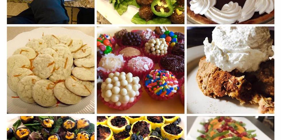 Impressive Thanksgiving Sides and Desserts
