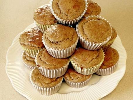 Gluten-Free Oat Muffins