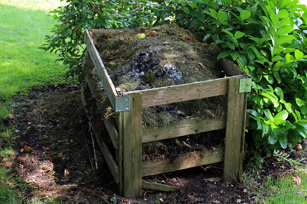The humble compost bin