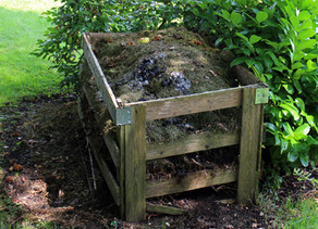 Organic Composting 101 at the Garden