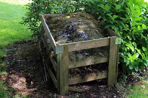 Garden Compost - 50# Bag