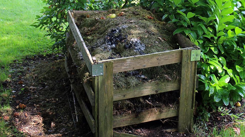 Garbage Gobbler(TM) compost activator