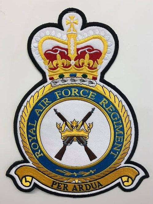 RAF Regiment patch Small