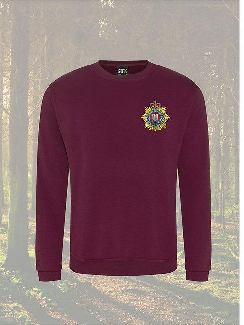 Sweatshirts RX301 Royal Logistical Corps